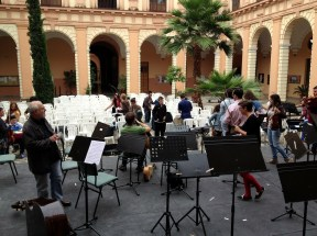 Orquesta Barroca del Conservatorio - Dir. Juan Carlos Rivera