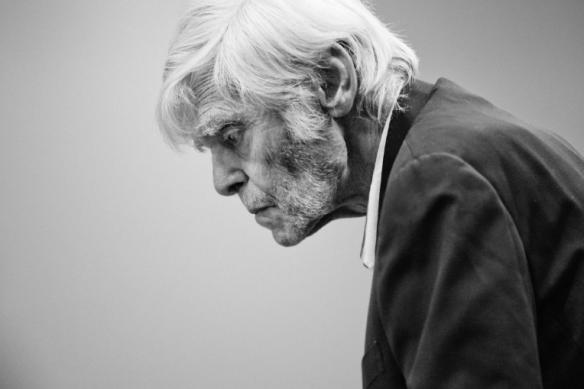 Frans Brüggen (photo: Annelies van der Vegt)