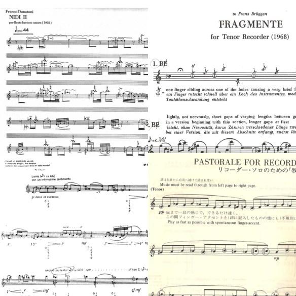 audición música contemporanea flauta de pico marzo 2015