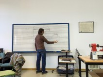 making recorder blocks with fernando paz - 14