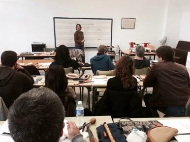 making recorder blocks with fernando paz - 16