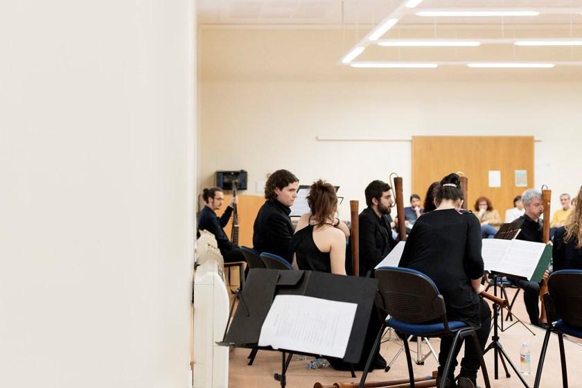 Conjunto de Flautas Renacentistas del Conservatorio Superior de Música «Manuel Castillo» de Sevilla