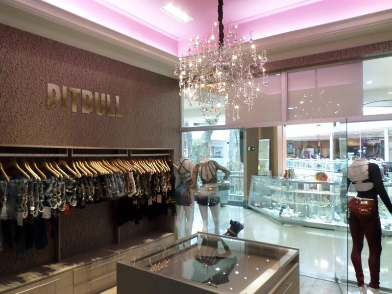 projeto de loja de roupas femininas