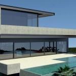 Projeto de arquitetura em aço para residencia - fazenda serra azul - Flavia Med ina Arquiteta projeto arquitetura residencia fazenda serra azul itupeva