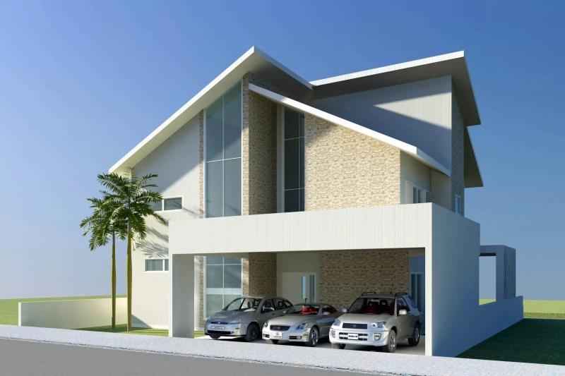 Projeto de Arquitetura em Jundiaí - Residência