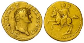 Domitian Aureus