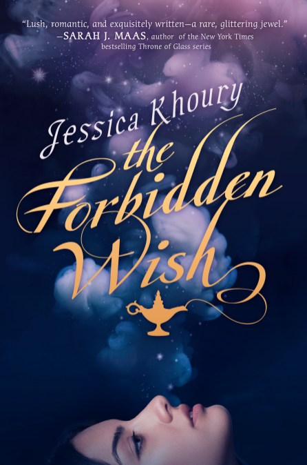 the-forbidden-wish-jessica-khoury