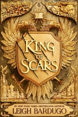 Cover of King of Scars one of my honourable mentions for Calendar Girls August 2019