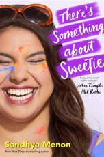 Cover of There's Something About Sweetie one of my honourable mentions for Calendar Girls August 2019