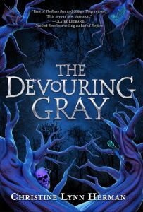 Cover of The Devouring Gray