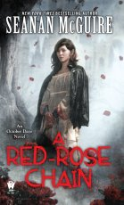 Cover of A Red-Rose Chain one of my honourable mentions for Calendar Girls August 2019