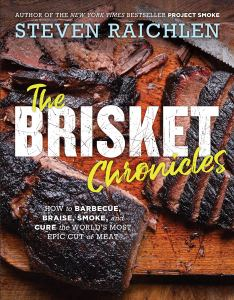 Cover image of The Brisket Chronicles