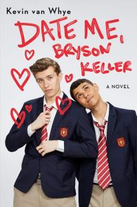 Date Me, Bryson Keller book cover