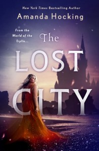 Amanda Hocking The Lost City cover art