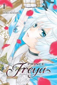 Cover of Prince Freya (Volume 1)