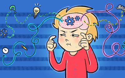 Quand ton cerveau surchauffe : que faire ?
