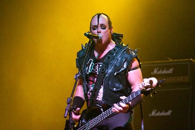show realizado no dia 27 de abril de 2012, no HSBC Brasil em São Paulo/SP/Brasil