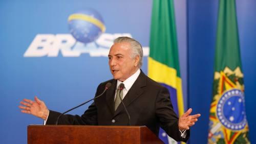 Focado nas reformas, presidente Michel Temer tem obtido vitórias importantes no Congresso Nacional. Foto Divulgação / Agencia Brasil