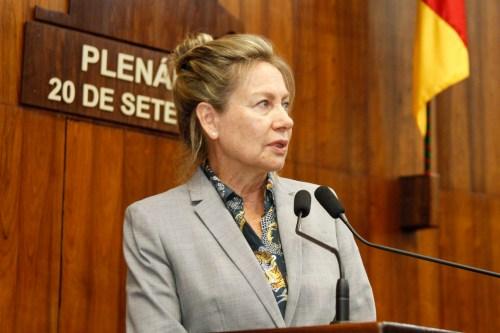 Porto Alegre, RS, 4ªf - 28/03/2018 Sessão Plenária Local: Plenário 20 de Setembro Foro: Evandro Oliveira/Divulgação