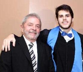 Neto de Lula ganha CC na Câmara