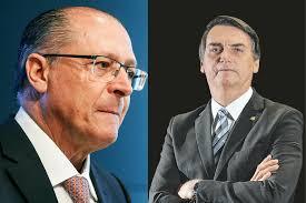 BRASIL DE IDÉIAS RECEBE ALCKMIN E BOLSONARO