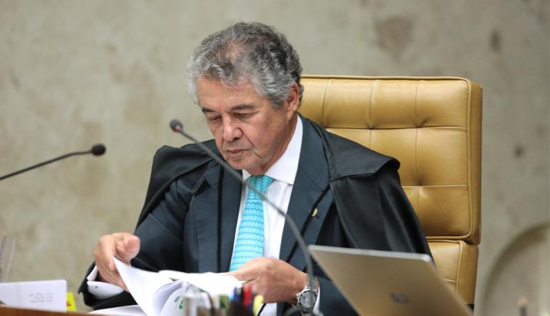 """MINISTRO MARCO AURÉLIO: """"BOLSONARO NÃO EXTRAPOLOU LIMITES DA LIBERDADE DE EXPRESSÃO"""""""