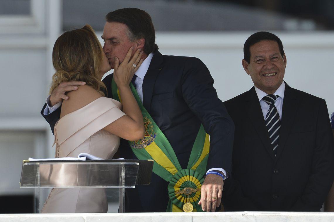 """TRUMP A BOLSONARO: """"THE U.S.A. IS WITH YOU! """" (OS EUA ESTÃO COM VOCÊ""""!)"""