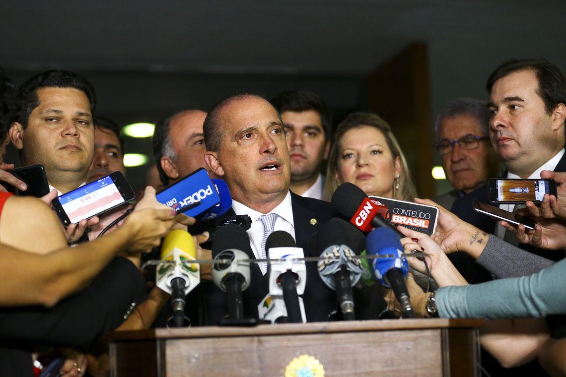 ARTICULAÇÃO DE ONYX LORENZONI ACALMA RELAÇÃO DO GOVERNO COM O CONGRESSO