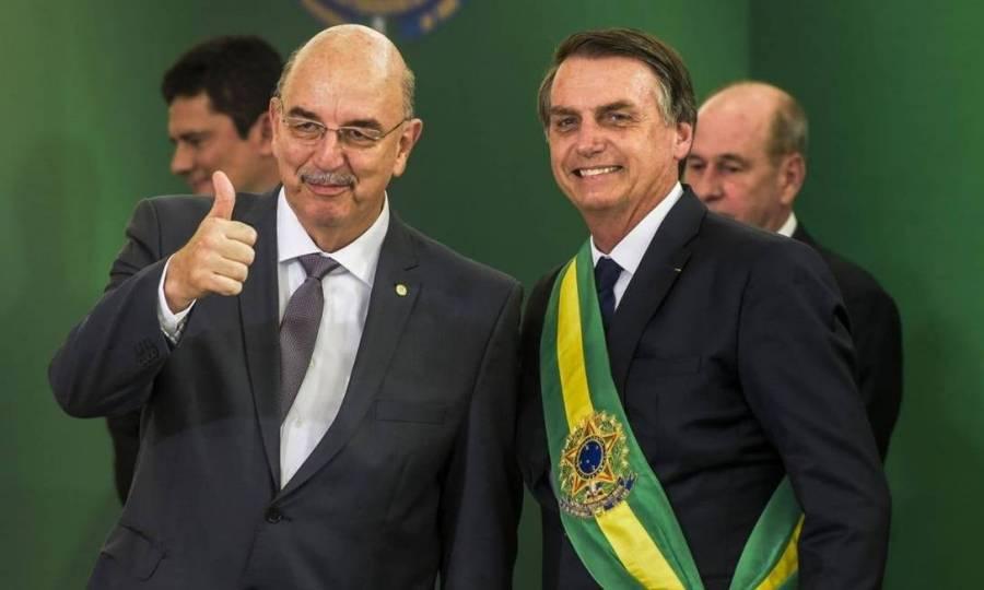 OSMAR TERRA LUTA CONTRA PRESSÃO DO TRÁFICO PARA LIBERAR MACONHA NO PAÍS.