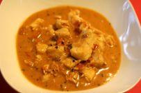 Curry de cod
