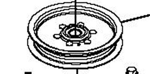 D&D PowerDrive M158131 John Deere Kevlar Replacement Belt