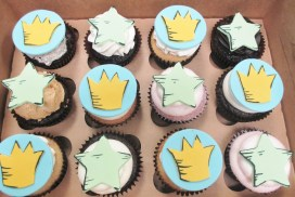 Where the Wild Things Are fondant toppers