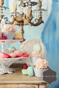 marie antionette dessert display