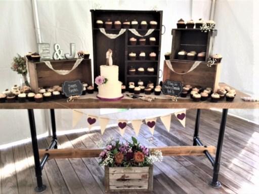 emilys wedding display 2