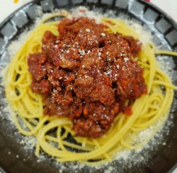 Nightshade free pasta sauce