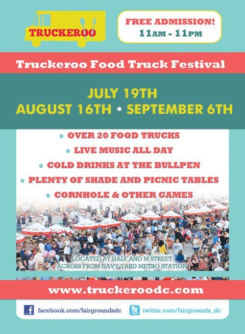 Truckeroo-Flyer