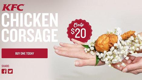 Image credit: KFC.com