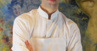 Chef Michele Brogioni, The Leopard at des Artistes, NYC