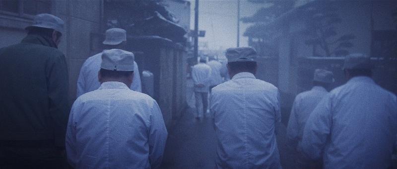 Tedorigawa Brewery workers Image: Erik Shirai