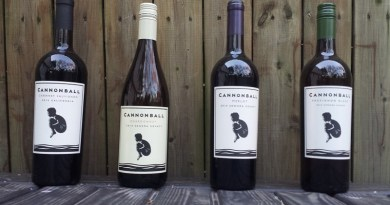 Wine Review: Cannonball Wine Company