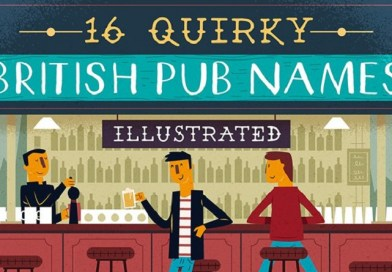 This Infographic Shows Off the 16 Most Eccentric UK Pub Names