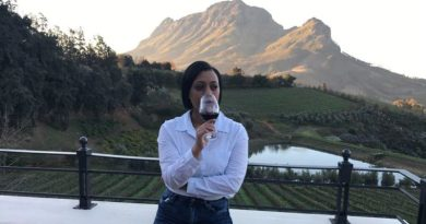 F.A.Qs: Elvina Snell-Fortuin of Through My Wine Glass