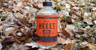 Product Review: HEEET Blazing Hot Cinnamon Vodka