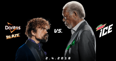 Peter Dinklage and Morgan Freeman Just Blew up Lip Sync Rap Battles For Doritos and Mountain Dew