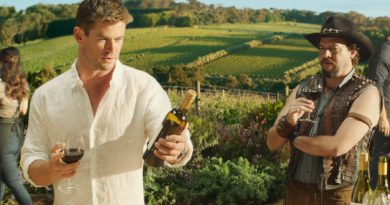 That Faux Movie Trailer During the Super Bowl Was About Australia Wanting Us to Drink its Wine