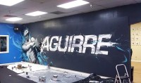 FlavorInnovator  Blog Archive  :: Aguirre Fitness Mural