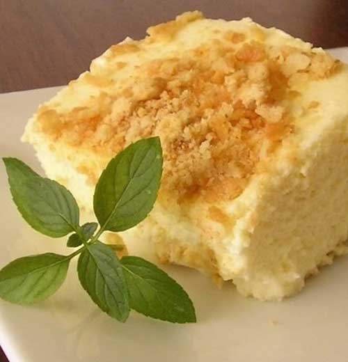 Woolworths Cheesecake