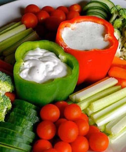 Party Vegetable Tray