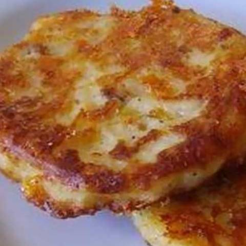Recipe for Bacon Cheddar Patty Cakes