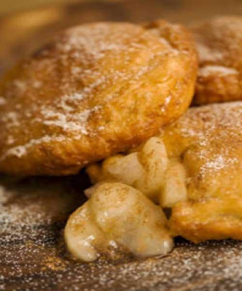 Skillet Fried Apple Pie